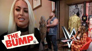 Mandy Rose surprises Otis: WWE's The Bump, Nov. 20, 2019