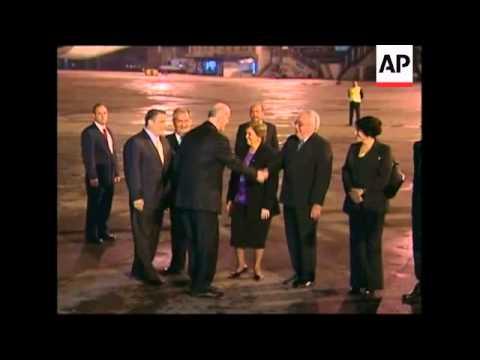 Vatican's secretary of state in Cuba 10 yrs after pope John Paul