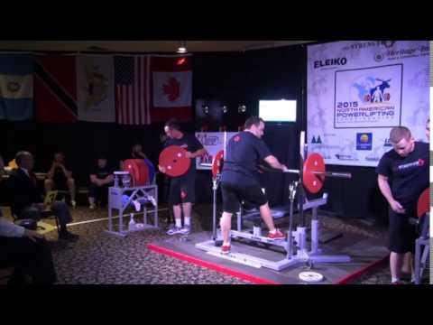 NAPF 2015 Men 120-120+kg