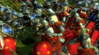 Great Battles Medieval first Official PC video game trailer