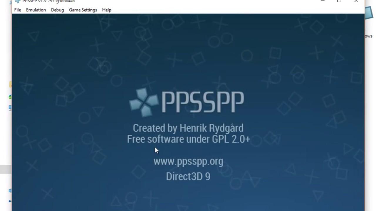 free download psp emulator for pc windows 7