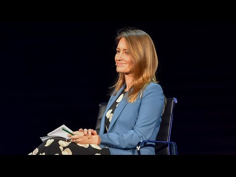 Katy Tur: 'People are scared and there's a real feeling of division in this country'