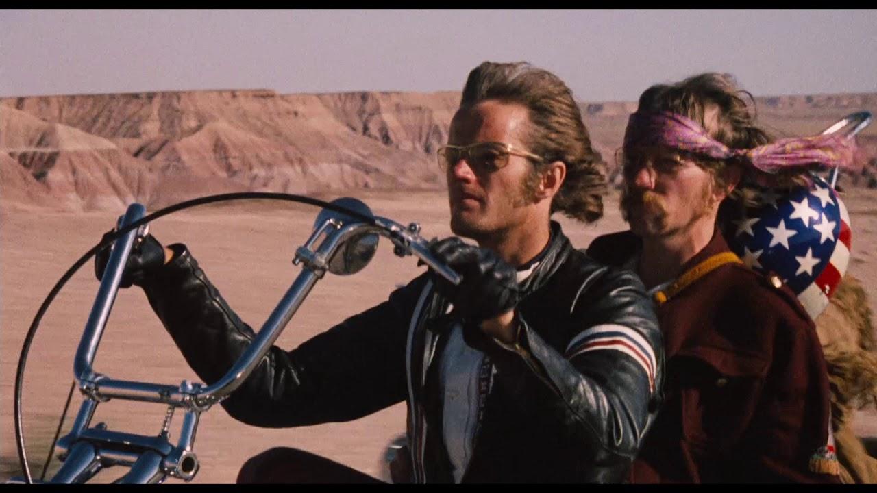 Easy Rider Road Movies