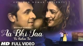 'Aa Bhi Jaa Tu Kahin Se' FULL Karoake Version | Amyra Dastur |