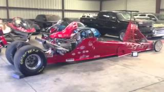 Dragster TO BE AUCTIONED by Apple Auctioneering Co. ONLINE!