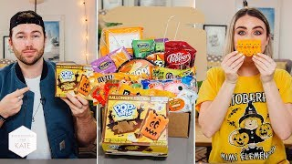 Better Late Than Never!  Is America the best at Halloween?! - In The Kitchen With Kate
