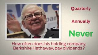 3 Things You Didnt Know About Warren Buffett