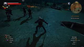vuclip The Witcher 3 awesome beheading!