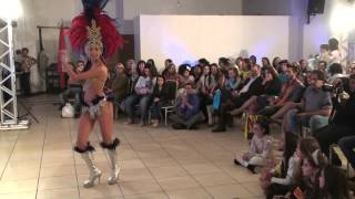 Show de Talento MOEMA GRINDI GELATTI no Miss RS Infantil 2015