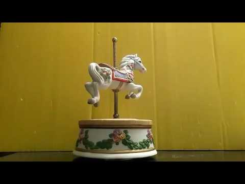Horse carousel tune test