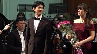 W.A. Mozart concerto for two pianos KV 242 (Izumi pianoduo)