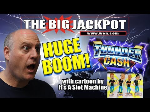 🔥 ANOTHER HUGE BOOM 🔥LUCKY WIN ON THUNDER CASH! ⚡