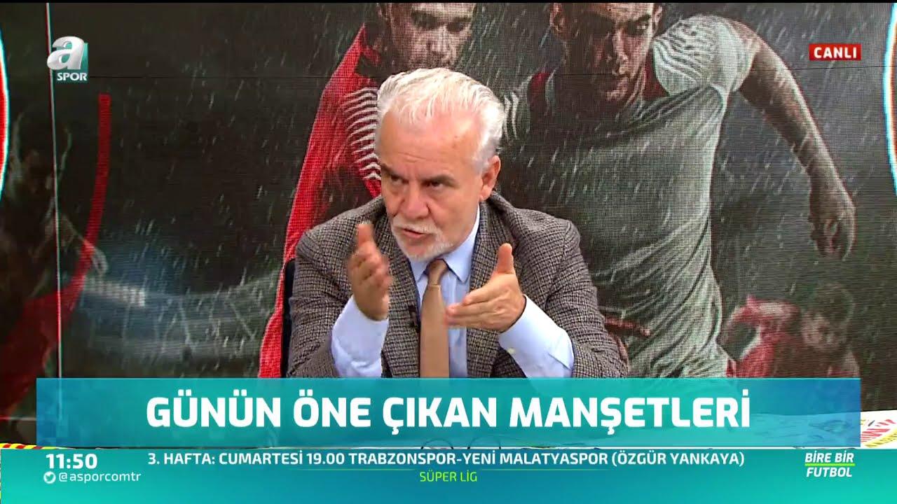 """Turgay Demir'den Flaş Derbi Değerlendirmesi:"""" Galatasaray Almanya, Fenerbahçe Brezilya Gibi Oynuyor"""""""