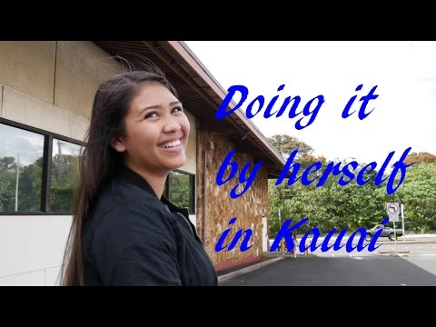 Her big day in Kauai, Hawaii | The real Hawaii life | Lihue town | Kapaa | Island living | #Kauai