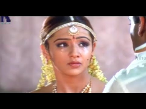 Emotional Climax Scene  - Nee Sneham Telugu Movie Scenes