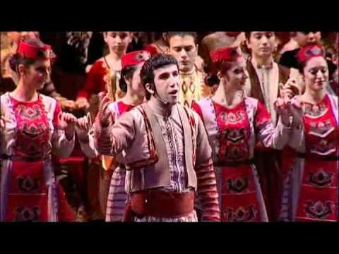 Aghasi Ispiryan Ruben Sasuntsi Sasna Ergir 2007 (Krounk Dance Studio)
