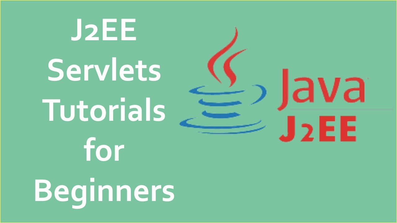 J2EE Tutorial For Beginners Processing Form Data In Servlets - YouTube