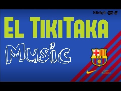 El Tiki taka - new music 2014 ( F.C Barcellona song) - YouTube