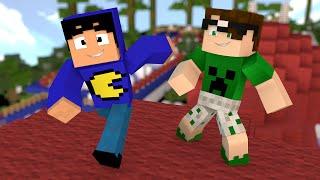 Minecraft: MARATONA DO FAUSTÃO! | Mini-Game Novo