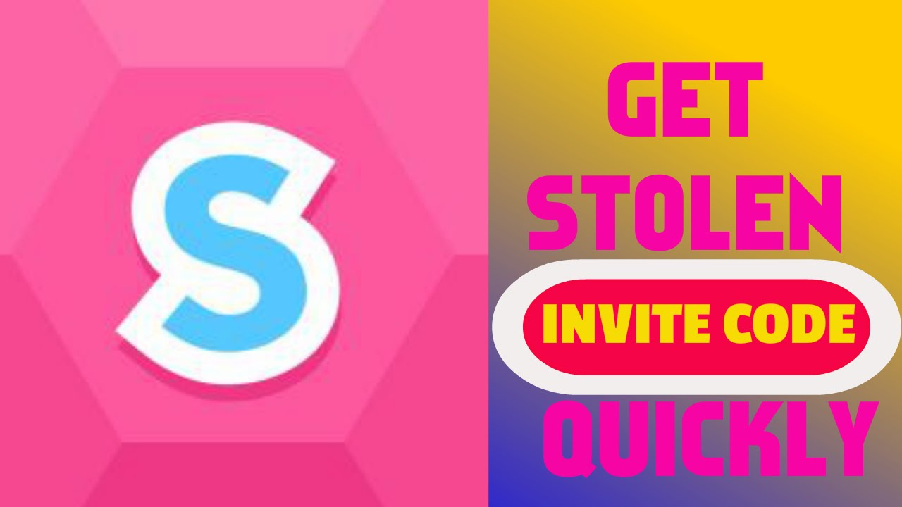 New Stolen App Invitation Method Get The Invite Code Using This