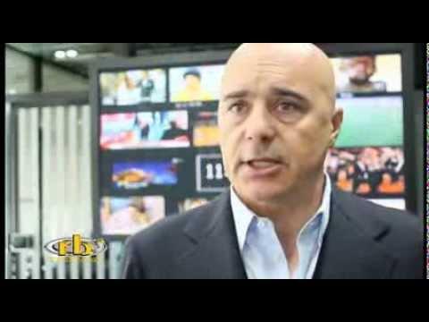 Luca Zingaretti, intervista, Il giudice meschino, RB Casting