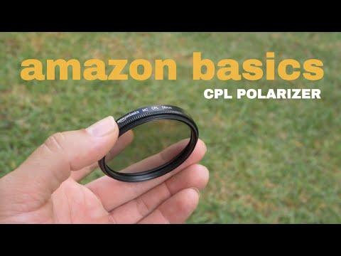 Polarizer filter nikon cost