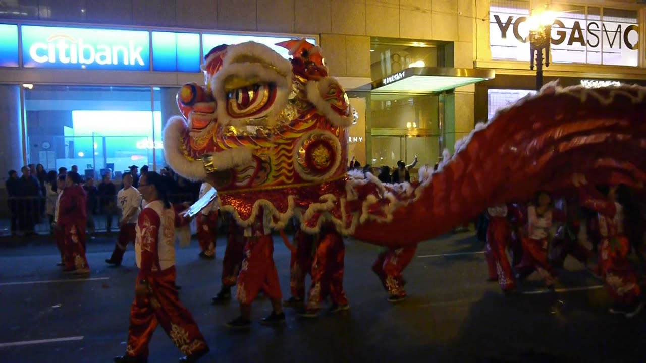 2016 chinese new year parade san francisco dragon finale youtube - Chinese New Year Sf
