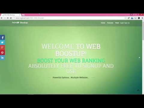 Web booster|Alexa Rank Increase|Trick To Get Visitors