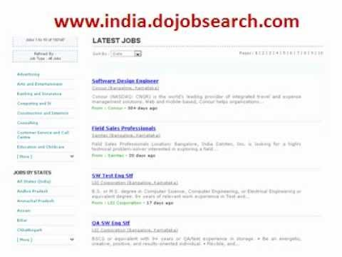 Job Search | Jobs Search Sites | Jobs Search | Job Sites | Job ...
