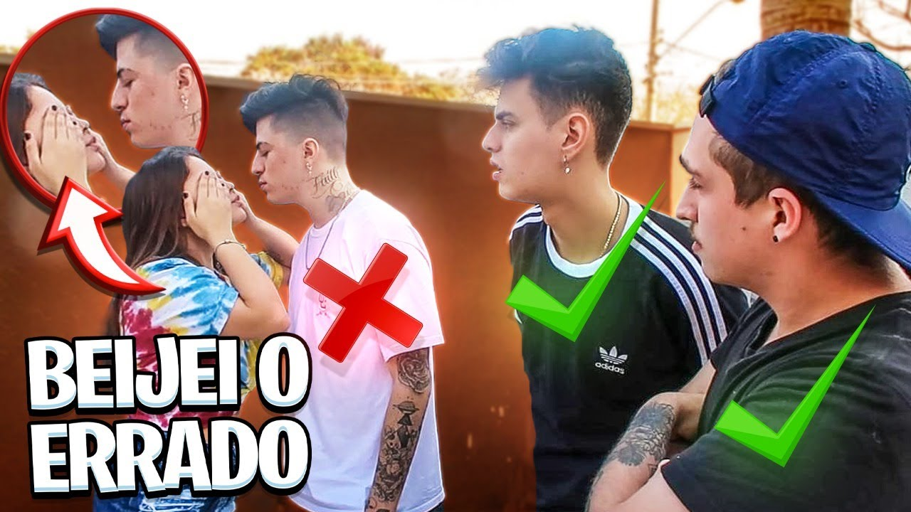 NÃO BEIJE O GAROTO ERRADO ft. Andershow & Math Martins