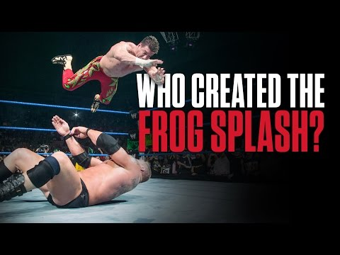 Who invented the Frog Splash? - What you need to know...