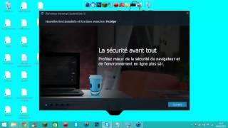 resolution des problemes :de proxy netoyage de pc probleme de lecture de video