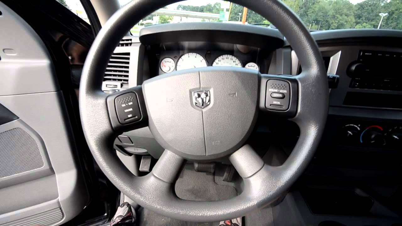 2007 Dodge Ram Slt 1500 Quad Cab 4x4 Stk P2454 For Sale At Trend Motors Used In Rockaway Nj
