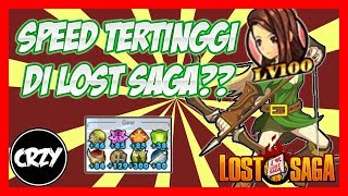 Leveling Rory / Robin Idol Sampai Level 100 + Story Line | Lost Saga Indonesia #160