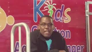 Tenth Anniversary Greetings - Michael Burwell of Michigan Kids Coalition Against Hunger