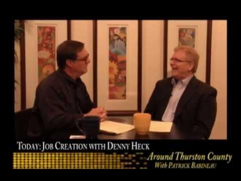 Denny Heck on Job Creation