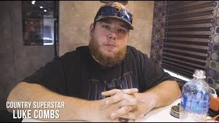 Download DWAYNE - best roadie in the world (Luke Combs interview) Mp3 and Videos