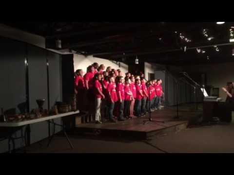 Leading Edge Academy Maricopa Choir