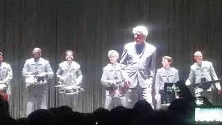 "David Byrne ""Slippery People"""