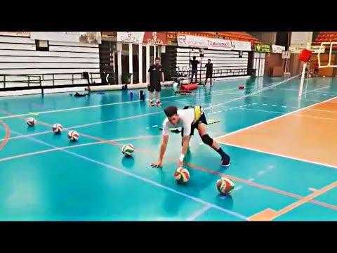 Best Libero Volleyball Trainings 2018 (HD) #2