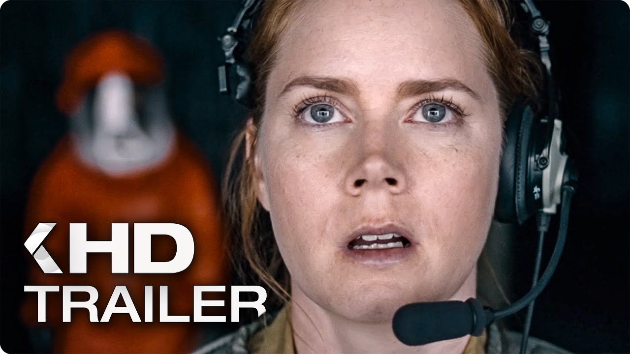 Arrival Trailer Deutsch