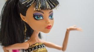 як зробити ооак з підробки ляльки монстр хай