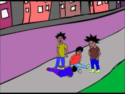 ACT  2D flash animation