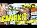 Burung Istimewa Cucak Ijo Bangkit Double Winner Di Anugrah Cup   Mp3 - Mp4 Download
