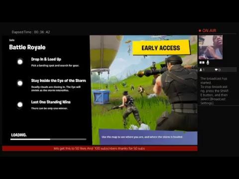 New Burst Ar and solo showdown gameplay