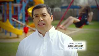 Judge Luis Singleterry - Commercial - English