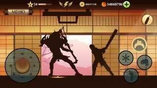 Взлом Shadow Fight 2 на НАВЫКИ ТИТАНА!