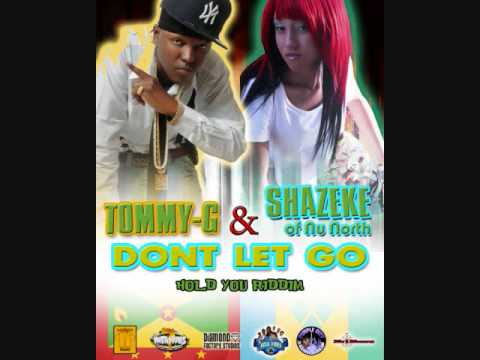 """Gyptian Ft TommY-G & Shazeke  """"Dont Let Go"""" Hold Yuh Riddim."""