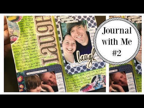Midori Travel Notebook: Journal with Me #2 | Chrissie B.