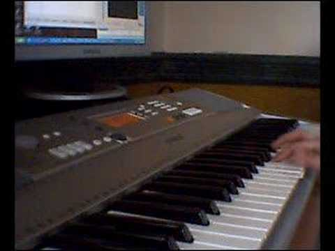 The Great Hall on keyboard